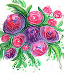 Blooming by RosieKitten