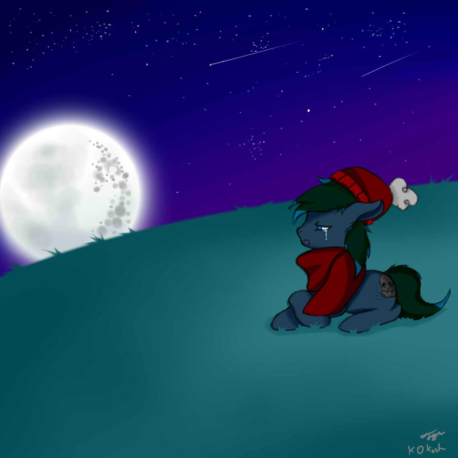 ill have a blue christmas without you by igenenigma - I Ll Have A Blue Christmas Without You