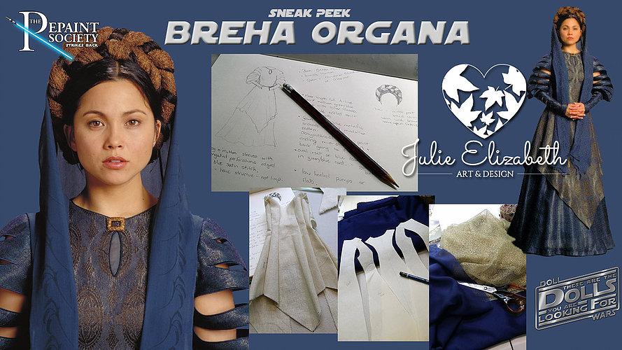Breha by JulieElizabethArt