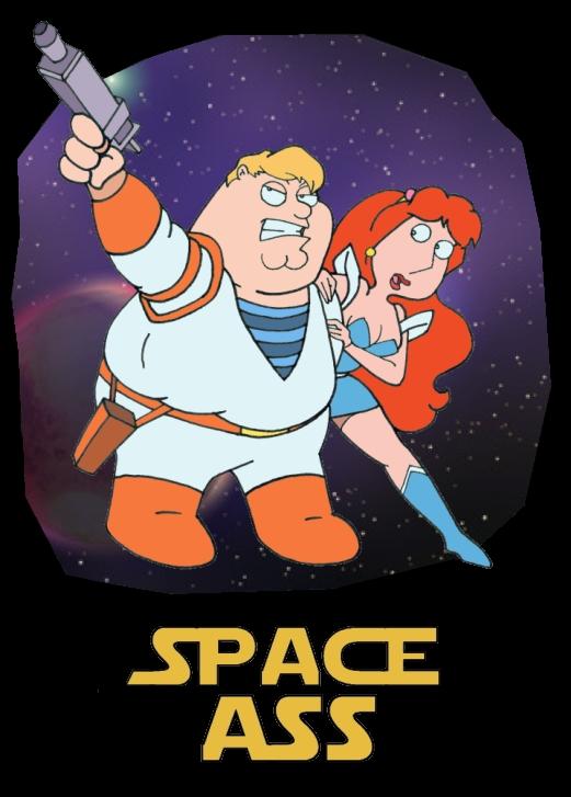 Space Ass 69