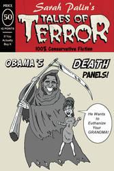 Sarah Palin's Tales Of Terror by karcreat