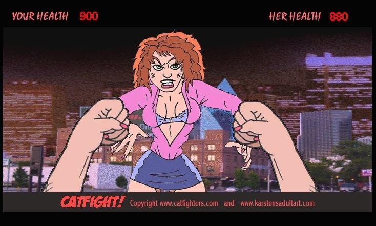 Catfight PC Game