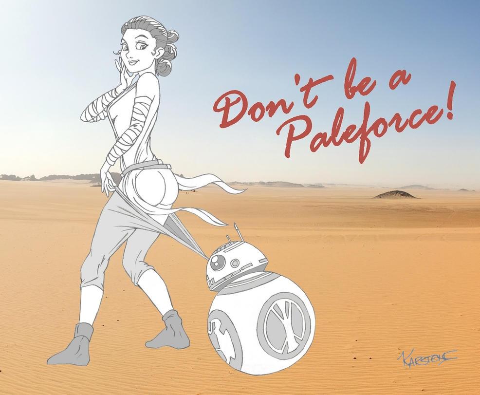 Star Wars - Ren Coppertone Parody by karcreat