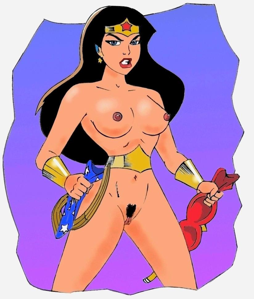Wonder Woman Color by karcreat