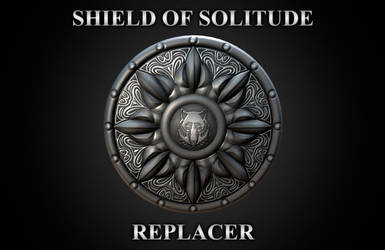 Shielf of Solitude replacer by RonnieTheBlacksmith