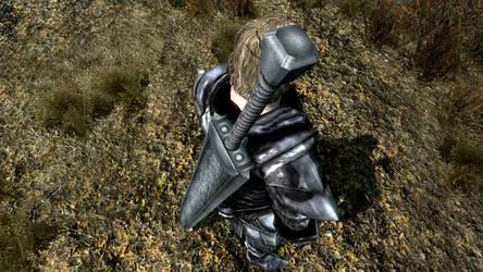 Dragonslayer - The Berserk Greatsword 1 by RonnieTheBlacksmith