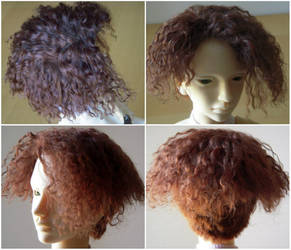 double cut wig by saskha