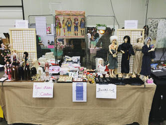 Ldoll 2016 booth by saskha