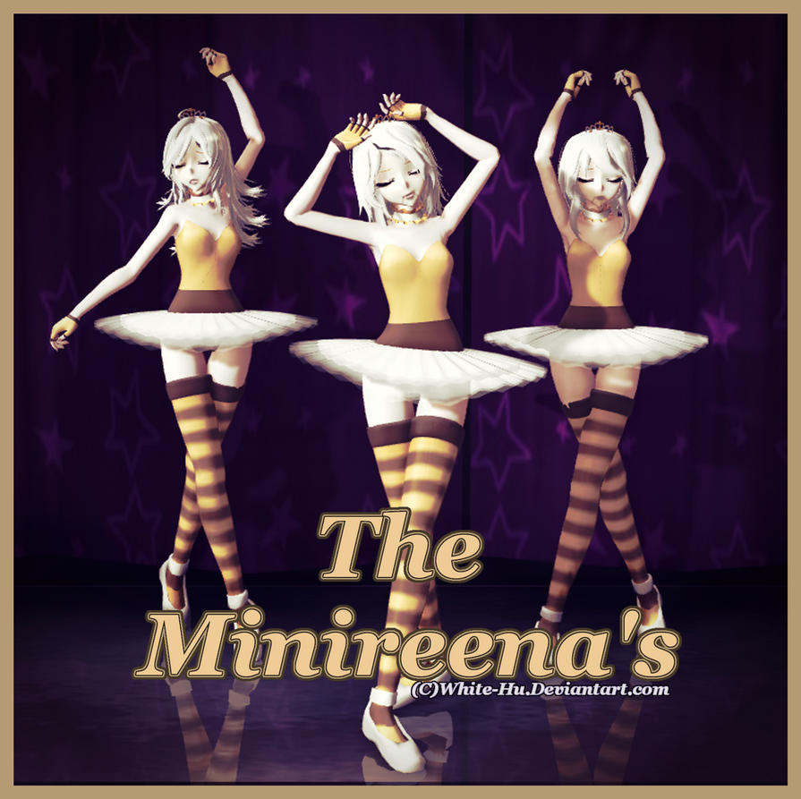 FNAF SL CustomNight: Minireena's By White-Hu On DeviantArt