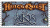 King's Quest stamp