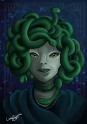 Medusa by Lunalight