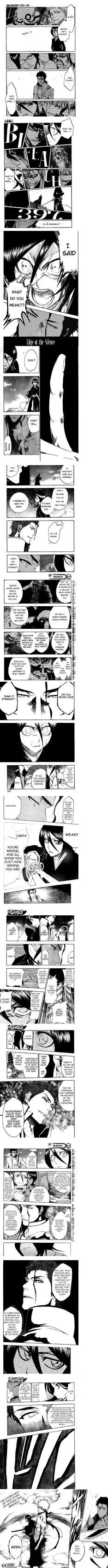 chapter 397 Rukia's version by MariaRuiz122591
