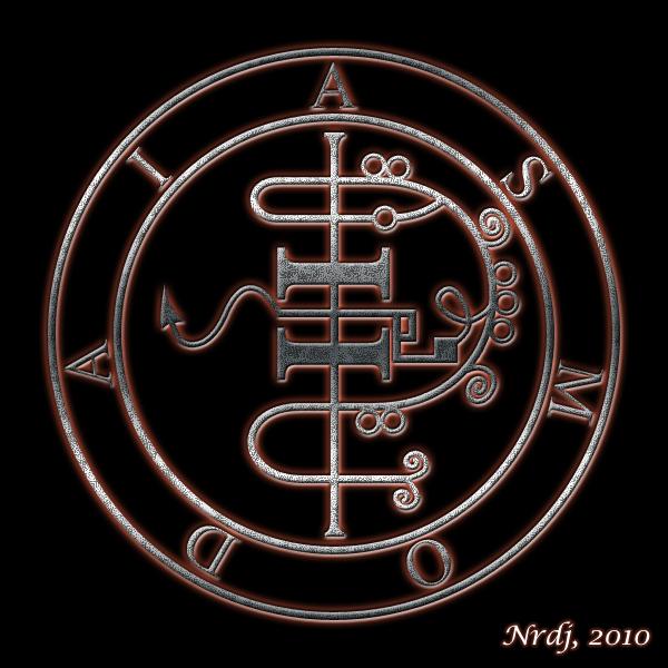 Asmodeus Symbol Relate...