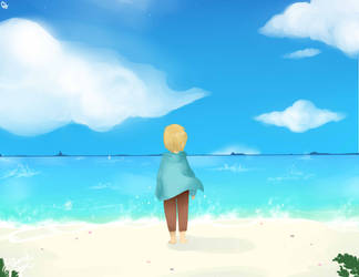 Armin by galienyancats