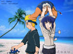 :: NaruHina - Summer Breeze ::