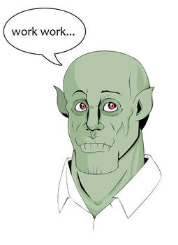 Office Orc