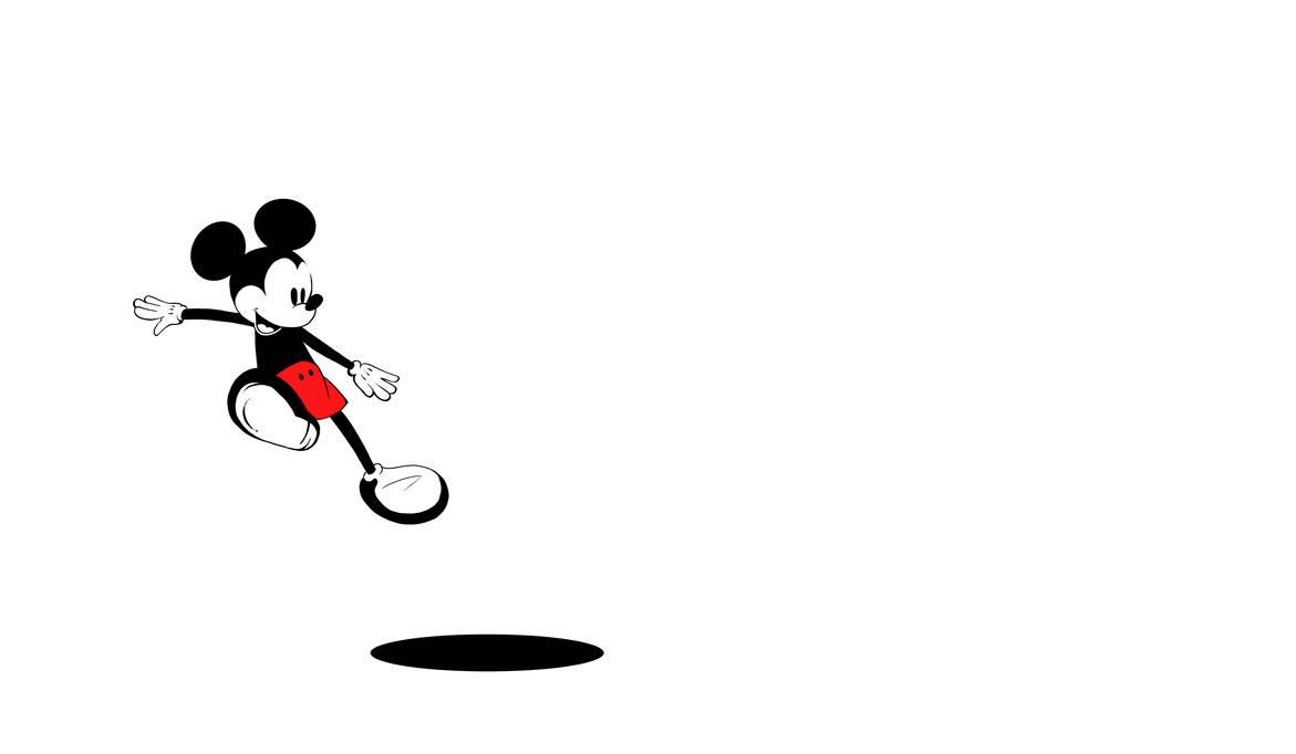 Mickey Mouse by RainyDaySunshine