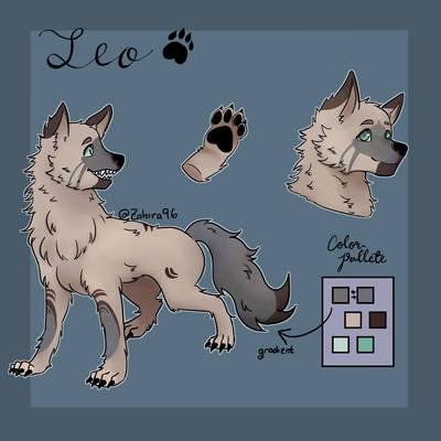 Leo (Commission for PsychoBatsu)
