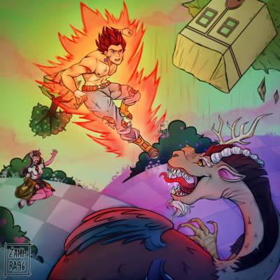 Discord-fight