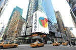 Reddcoin banners in NY