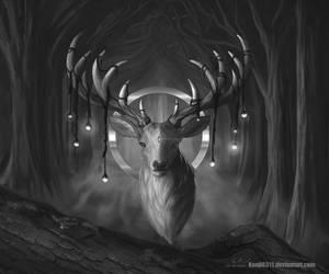 Forest Spirit by Kenji8311