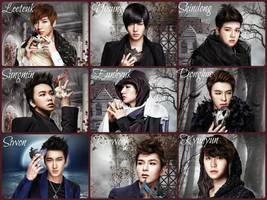 Super Junior - Opera by JangNoue