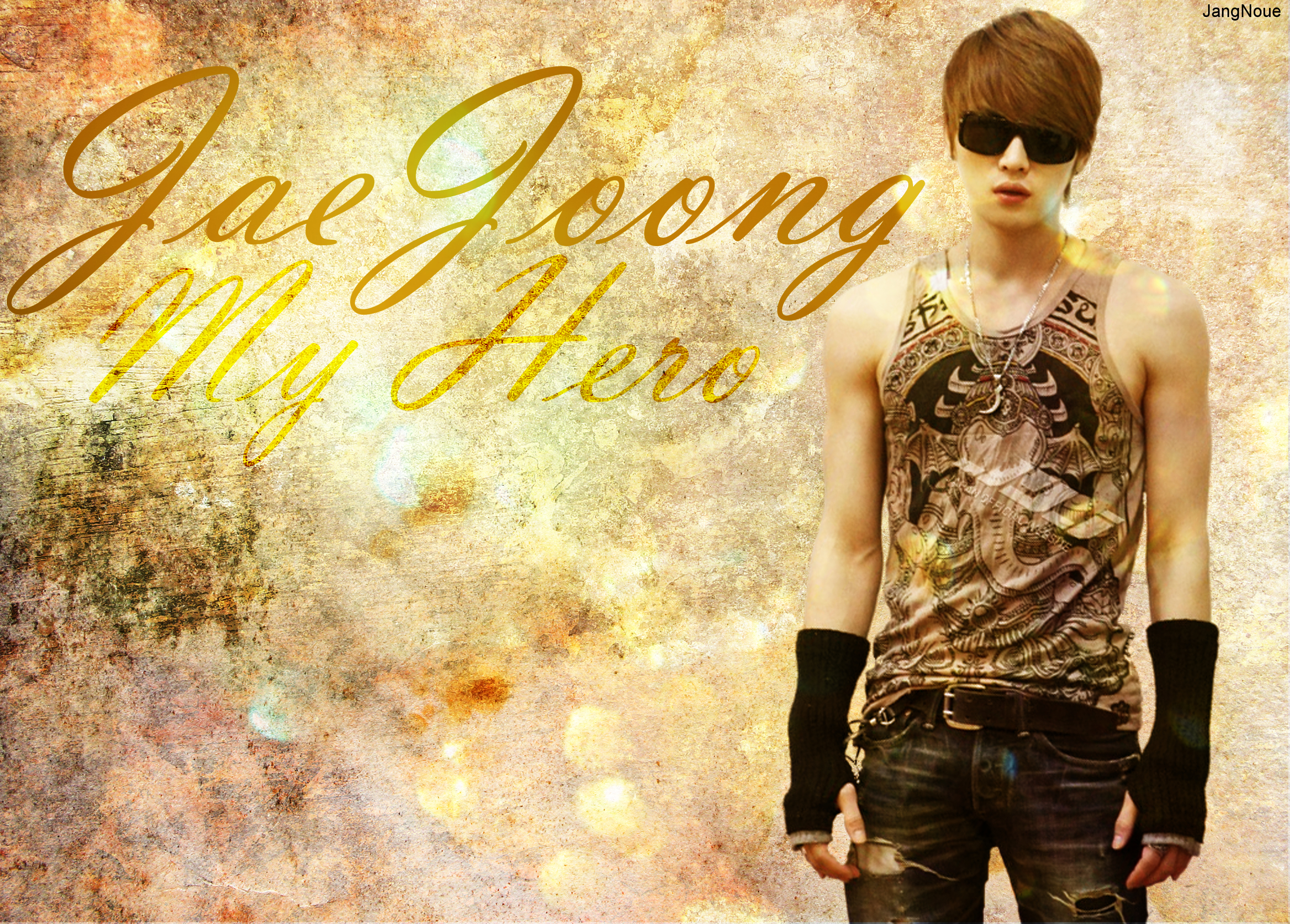 My Hero Jaejong by JangNoue