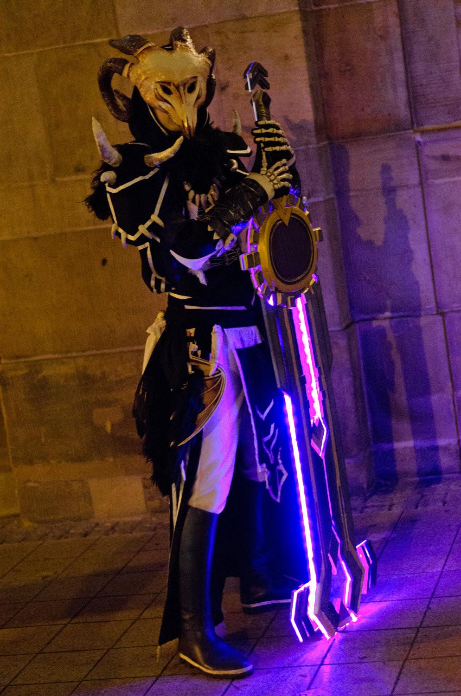 Guild Wars 2 Shadow Armor by Nataku-de-Lahar