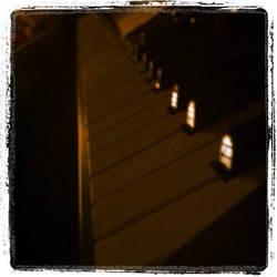 Ivories in the Dark by TripleGemini
