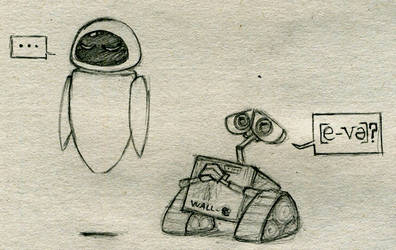 Wall-E by frodon
