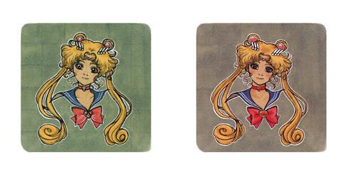 Sailor moon by frodon