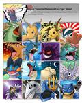 Ford's Pokemon Type Meme