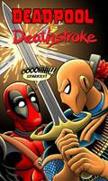 Deadpool vs. Deathstroke Cover