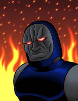 Darkseid by Mystic-Forces