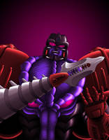 Megatron (Beast Wars) by Mystic-Forces