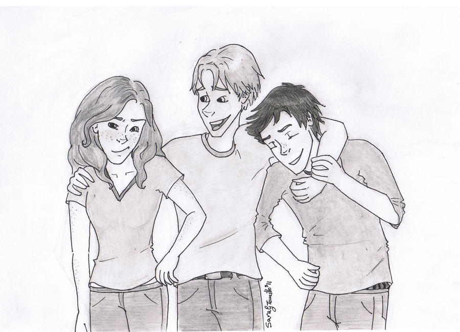 The new trio by Naiad-eyes