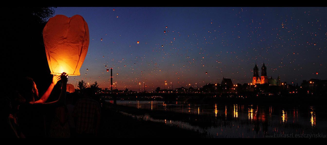Magic Lanterns by lemon66