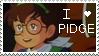 Pidge Stamp by Industrial180