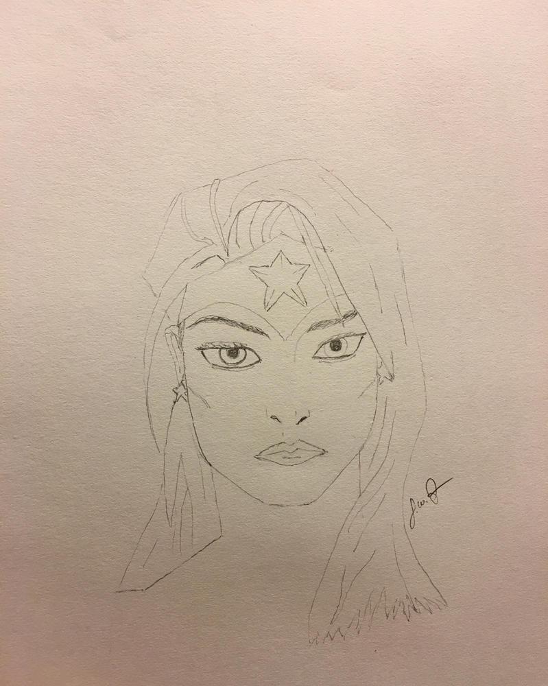 Wonder Woman by swgunn