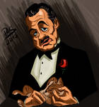 Godfather, Vito Corleone caricature