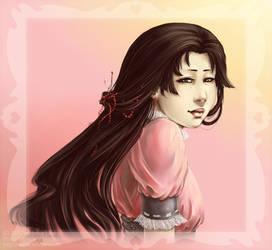 Akiko by albyon