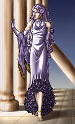 PE - Geneviev - Formal Wear by albyon