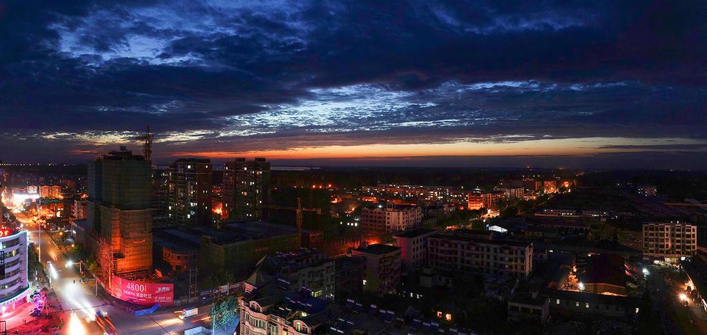 sunset by AshJoe