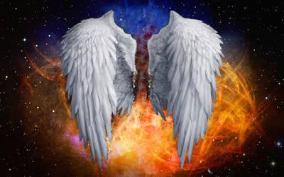Broken Wings White