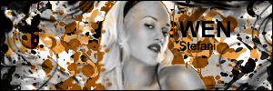 Gwen Stefani by pointman1968