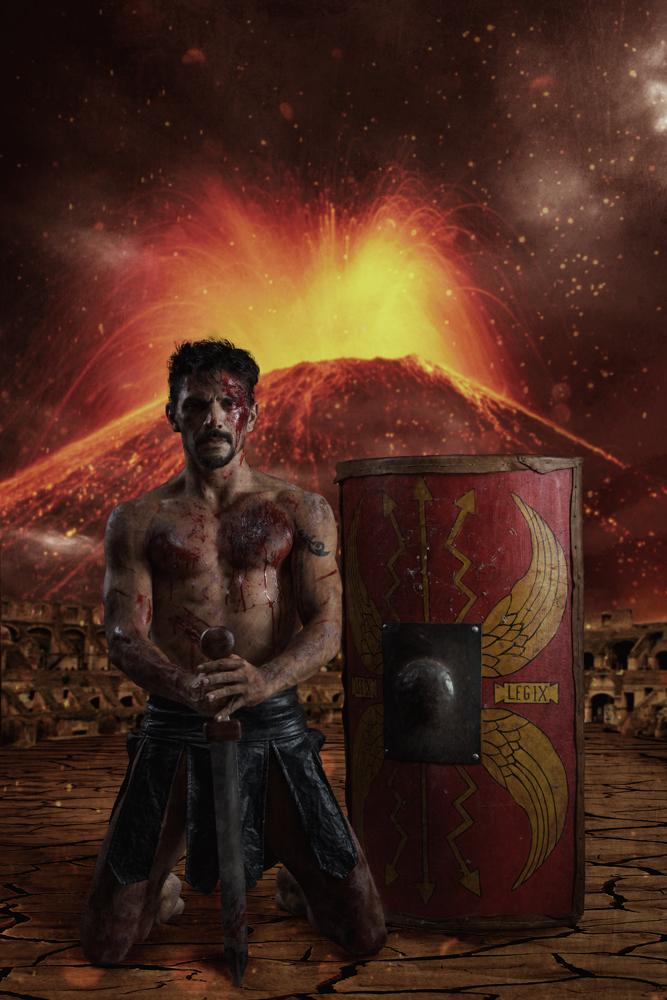 Pompeji by 00Batman