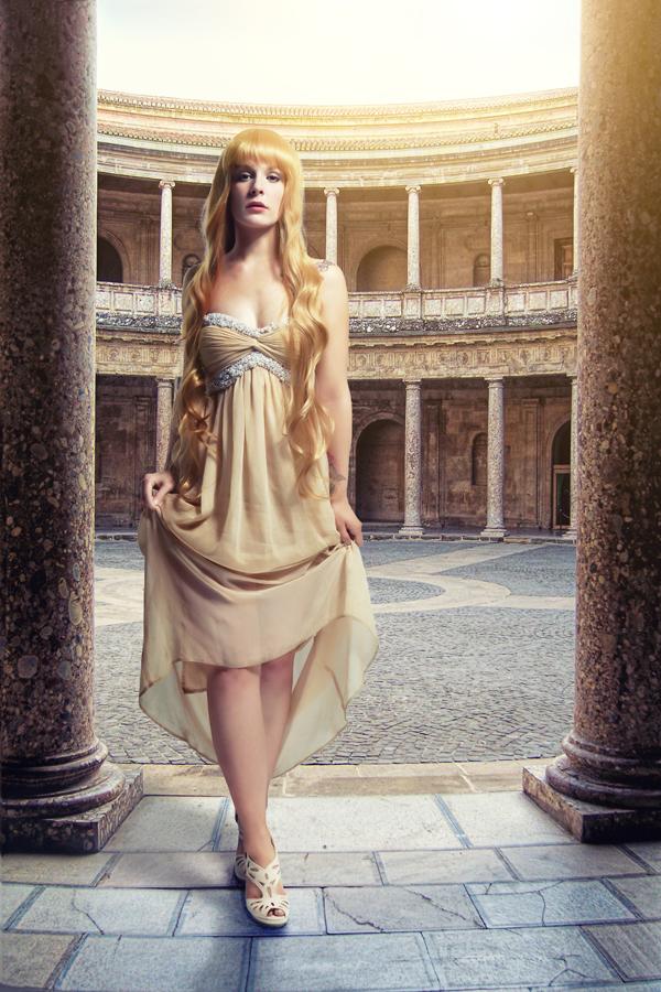 Aphrodite by 00Batman