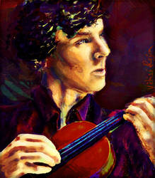 Sherlock by SoundOfRaindrops