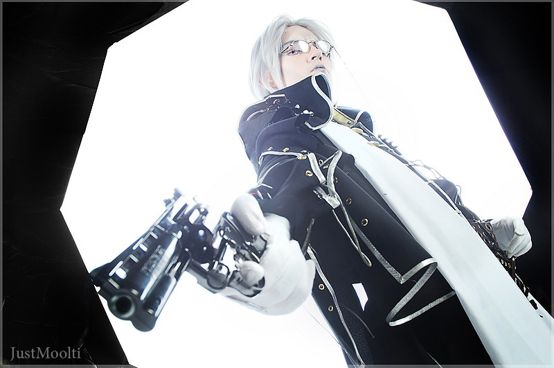 Trinity Blood - Abel_ by Faeryx13