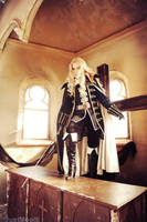 Alucard - Castlevania Symphony by Faeryx13